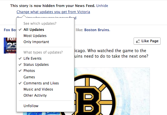 Facebook: How to make your News Feed your Newspaper | Metier